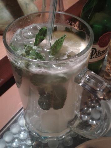 La FAMEUSE limonade à la menthe fraiche - Clear Head